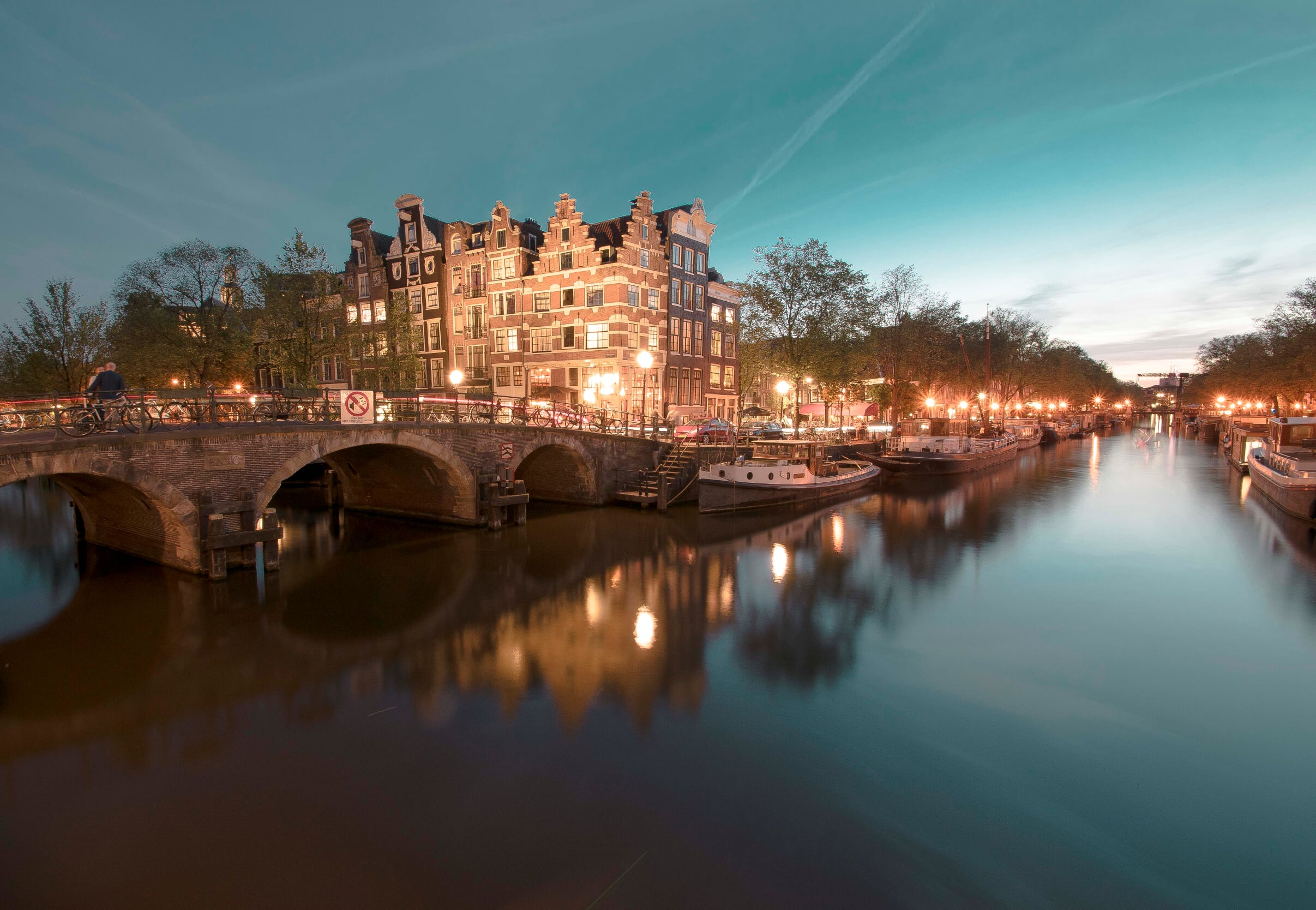 Image of our Amsterdam Boat Cruise