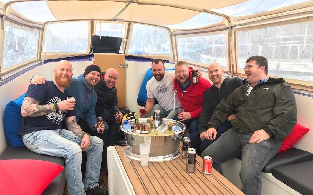Amsterdam stag do