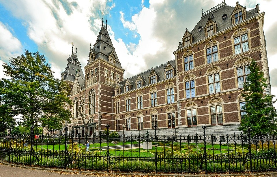 Rijksmuseum - the Dutch national museum